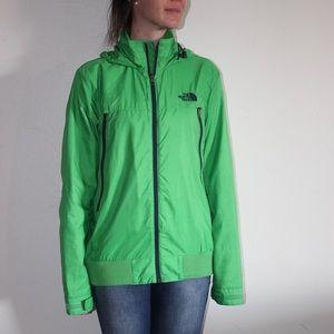 Men's North Face Windbreaker Zip up Jacket
